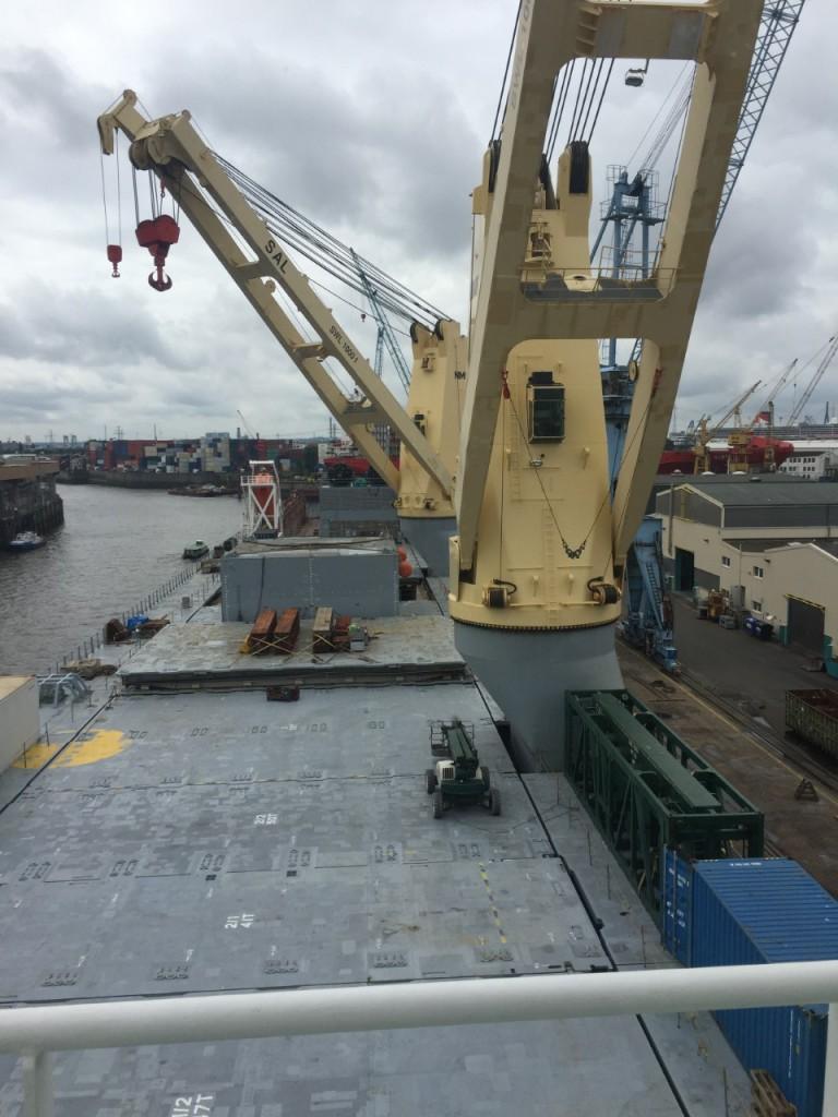 SAL Besichtigung_Schifffahrt