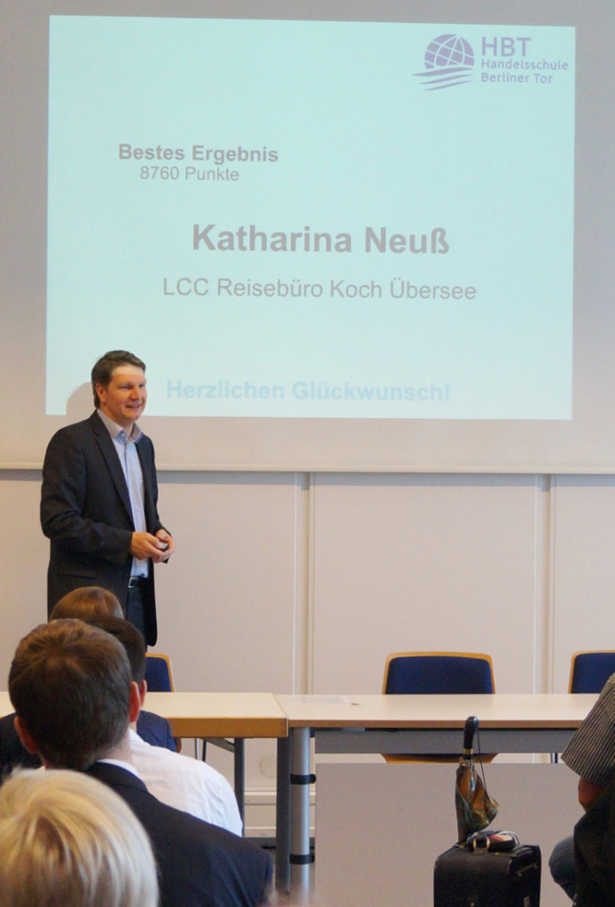Jahrgangsbeste Katharina Neuß