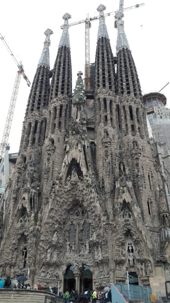 Baustil Madrid